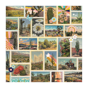 Painted Desert 500-Piece Jigsaw Puzzle