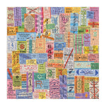 Load image into Gallery viewer, Vintage Travel Tickets 500-Piece Jigsaw Puzzle