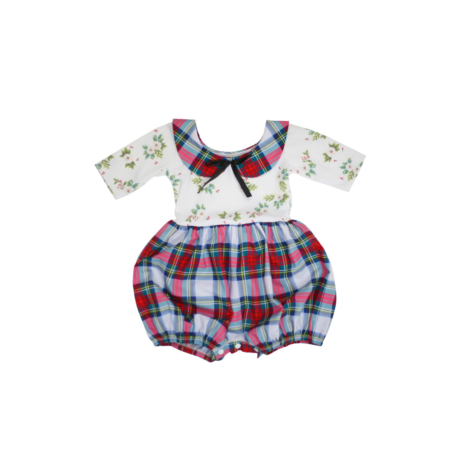 HOLIDAY 2020- Emme Bubble Romper