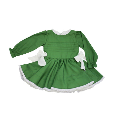 HOLIDAY 2020- Evergreen Plaid Bitty Bow