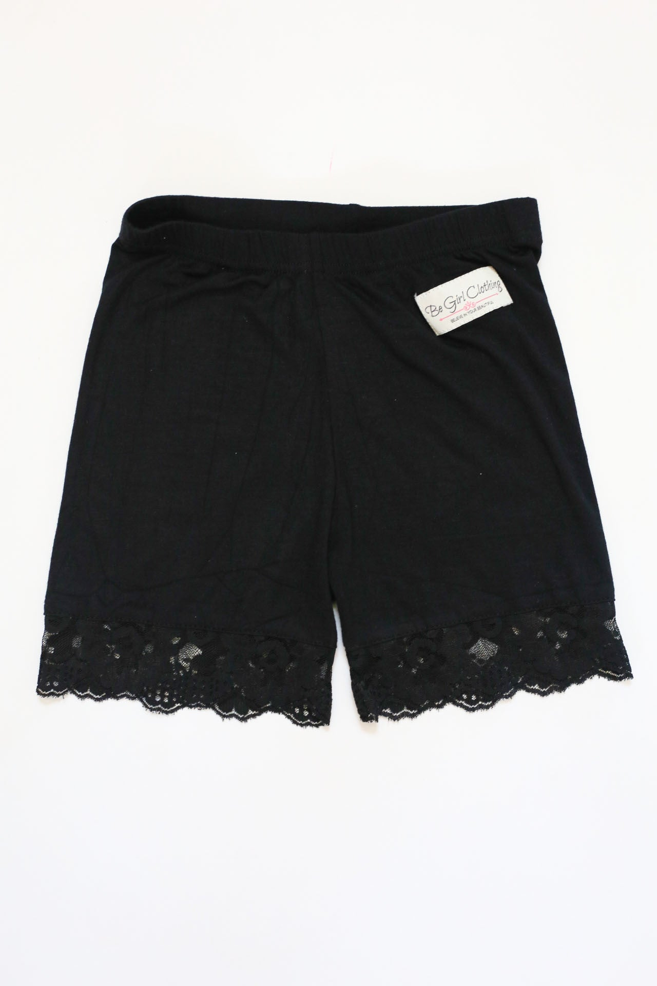 Black Undershorts - Be Girl Clothing