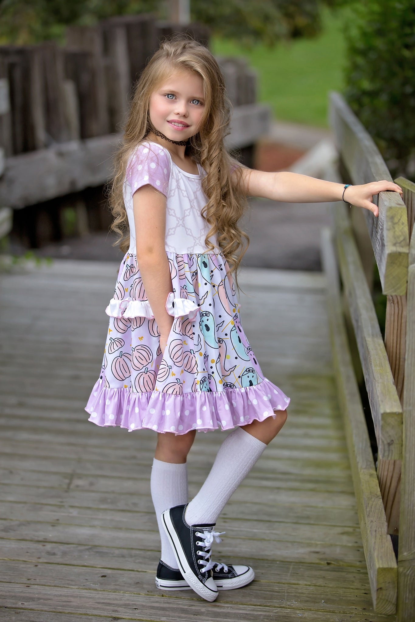 "FALL 2018- ""Buffy"" Dress - Be Girl Clothing"