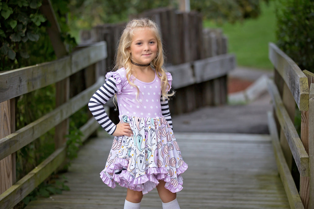 "FALL 2018- ""Blair"" Dress - Be Girl Clothing"