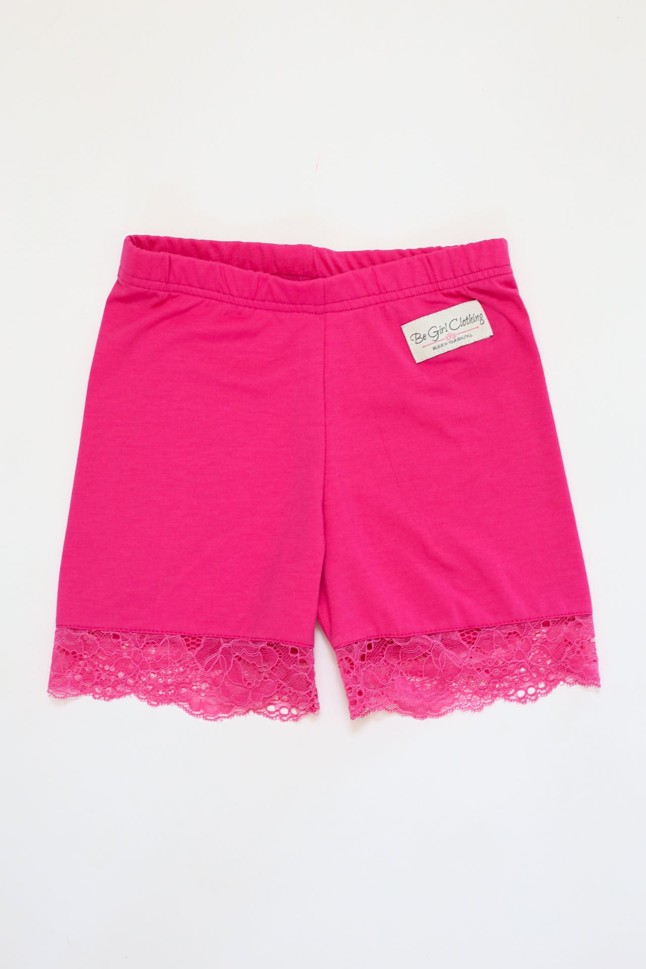 Hot Pink Undershorts - Be Girl Clothing