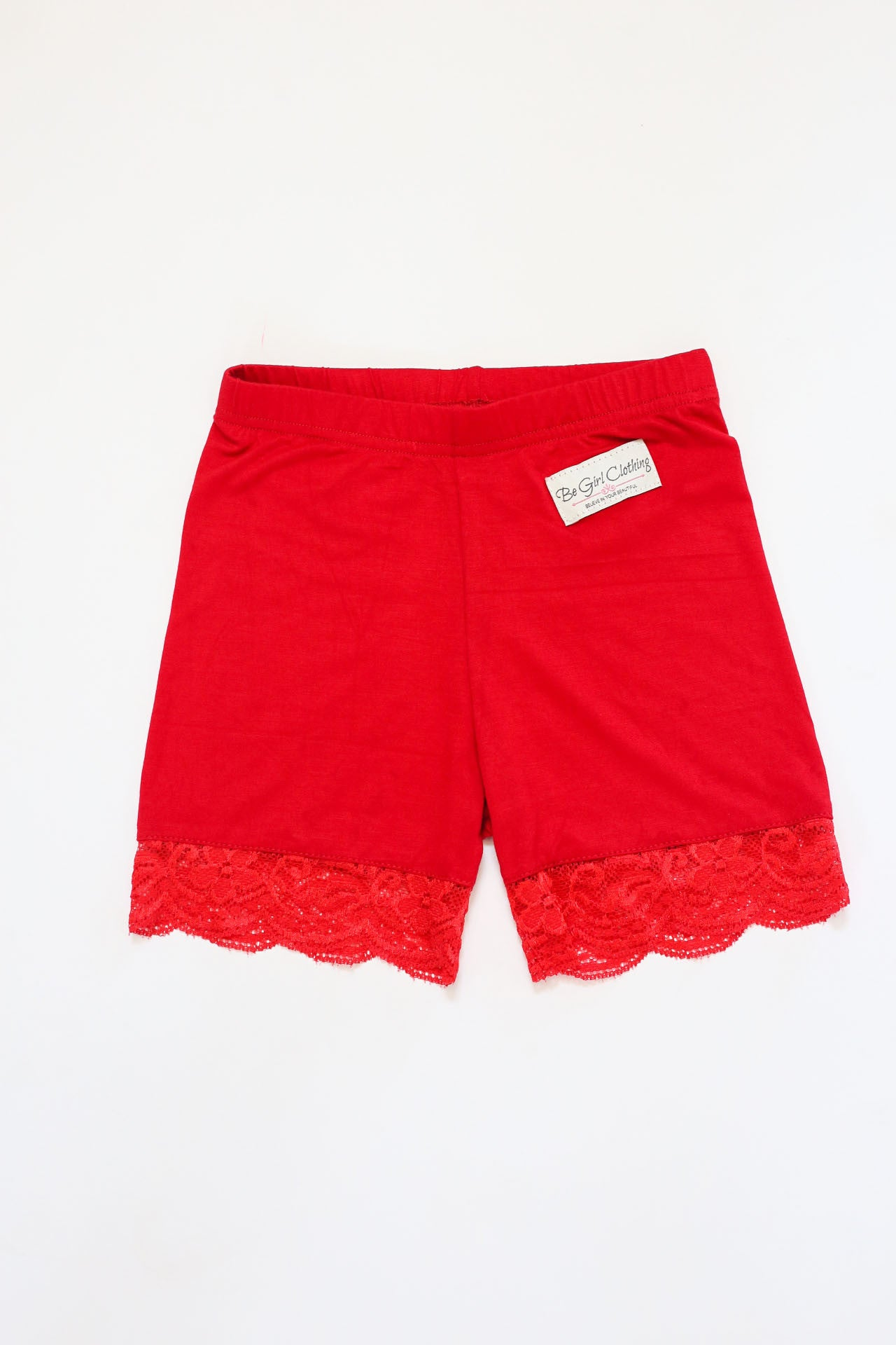 Red Undershorts - Be Girl Clothing