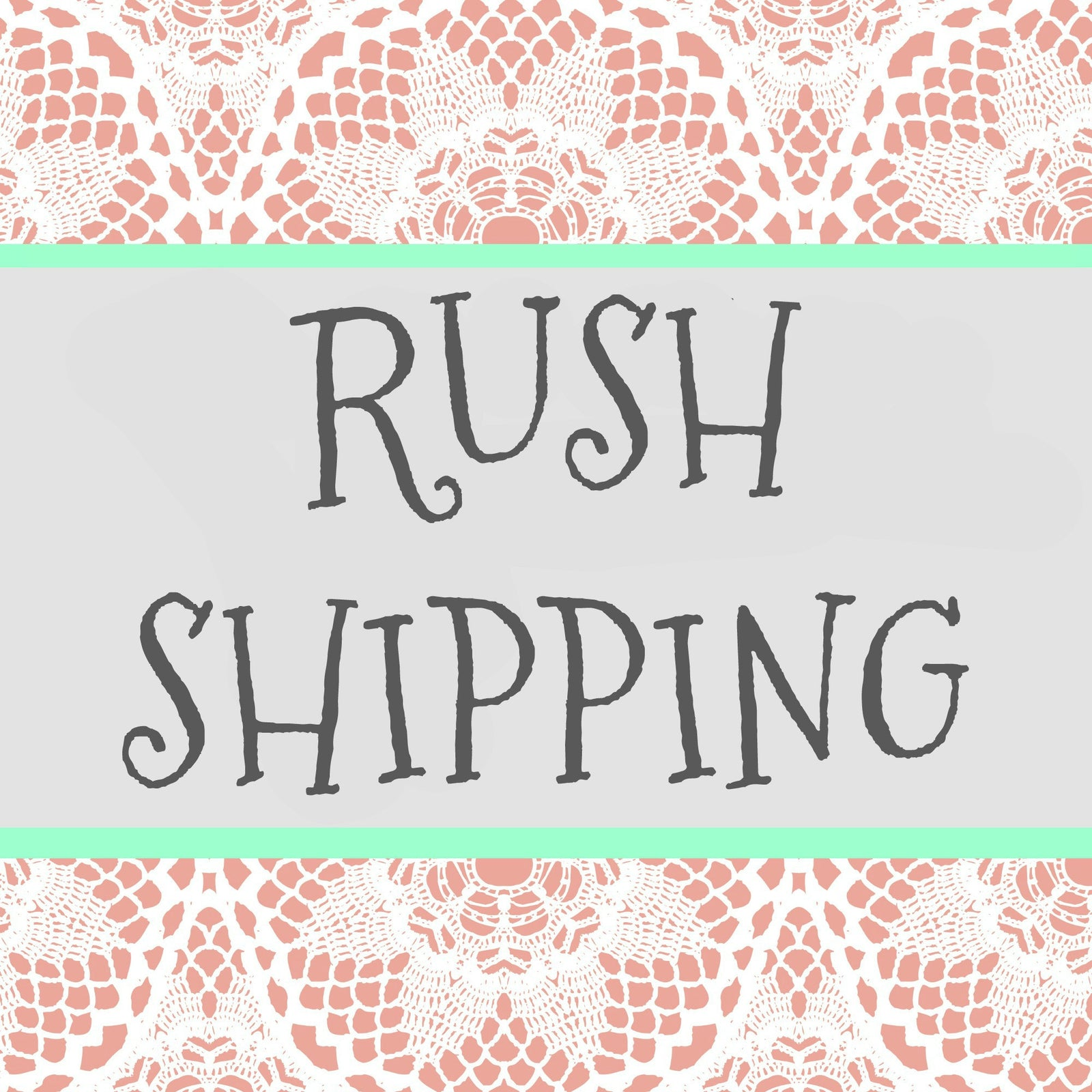 Rush Shipping - Be Girl Clothing