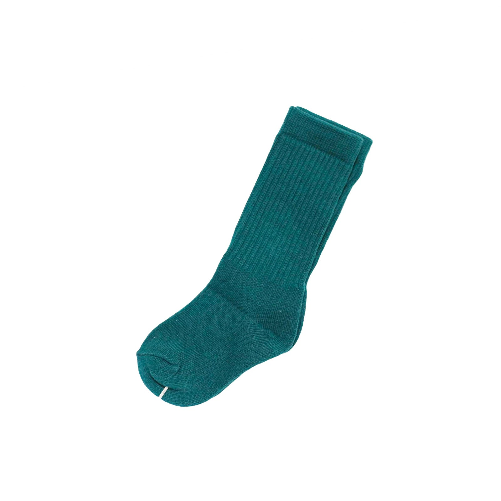 Slouchy Soles Socks- Evergreen