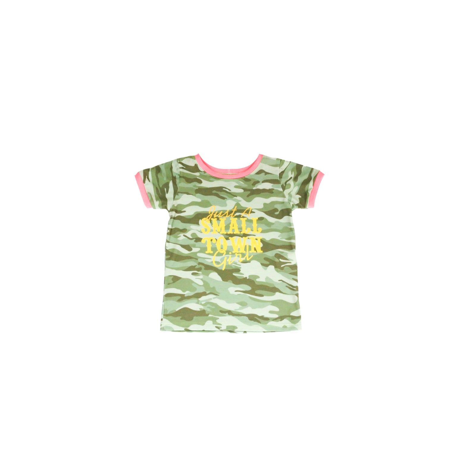 TWEEN 2020- Small Town Girl Short Sleeve Top