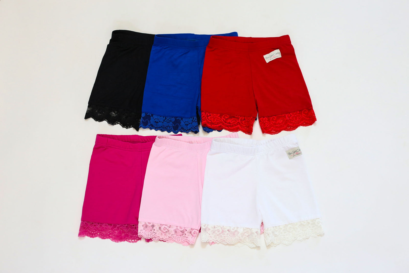 Blue Undershorts - Be Girl Clothing