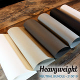 Heavyweight Neutral Bundle - 18 pcs.