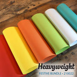 Heavyweight Festive Bundle - 18 pcs.