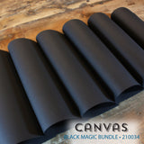 Canvas Black Magic Bundle - 18 pcs.