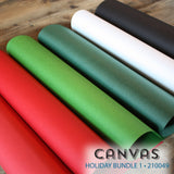 Canvas Holiday 1 Bundle - 18 pcs.