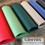 Canvas Holiday 2 Bundle - 18 pcs.