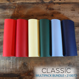 Multicolored Classic Bundle - 18 pcs.