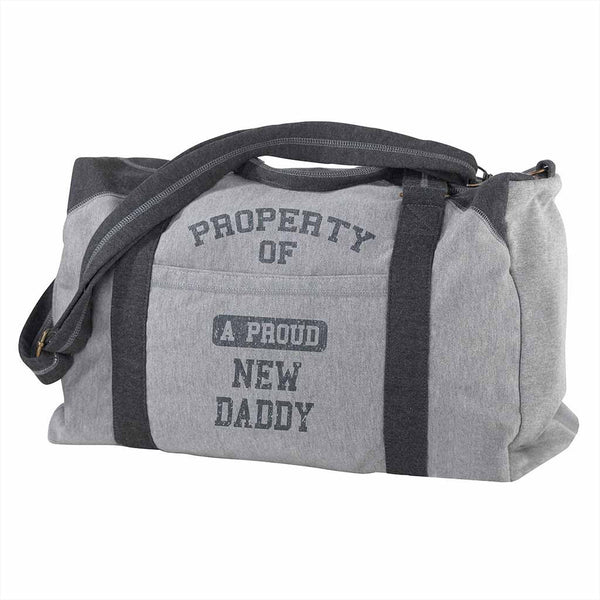 Property of Daddy-Diaper Bag