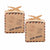 Let the Adventure Begin Airplane Kraft Favor Box (Set of 48)