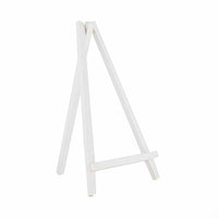 White Wooden Easels - Large (Pack of 6)