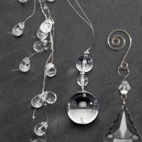 Acrylic Crystal Bubble Decorative Drops-Decor-Hanging-Here Comes The Bling™