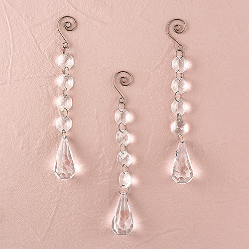 Acrylic Crystal Decorative Drops (Pack of 3)-Decor-Hanging-Here Comes The Bling™