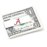 Alabama Crimson Tide Money Clip-Money Clip-Here Comes The Bling™