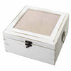Antique White Card Box - Blank-Card Box-Here Comes The Bling™