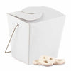 Asian Take Out Boxes - White Pack of 6-Favors-Boxes-Here Comes The Bling™