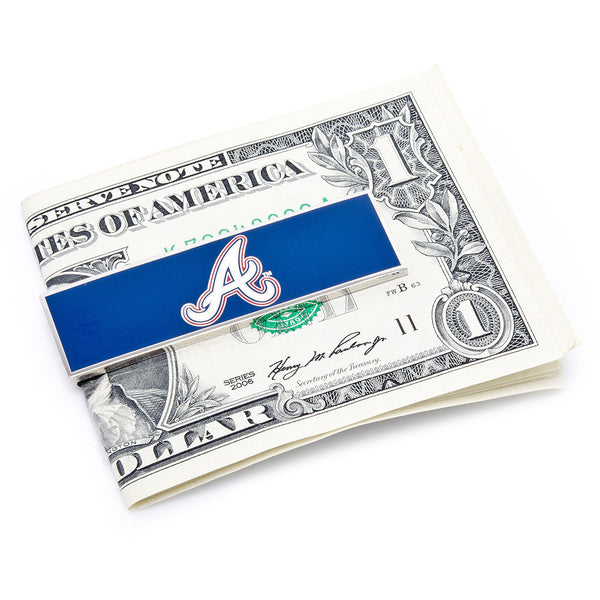 Atlanta Braves Money Clip-Money Clip-Here Comes The Bling™