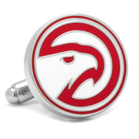 Atlanta Hawks Cufflinks-Cufflinks-Here Comes The Bling™