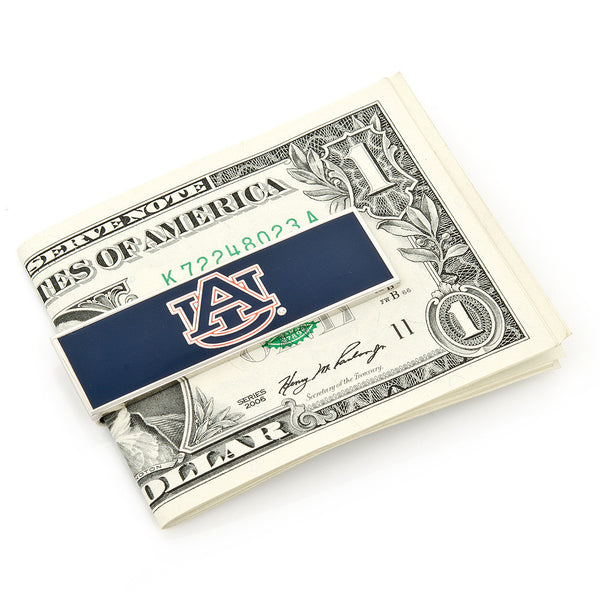 Auburn University Money Clip-Money Clip-Here Comes The Bling™