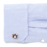 Auburn University Tigers Cufflinks-Cufflinks-Here Comes The Bling™