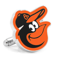 Baltimore Orioles Cufflinks-Cufflinks-Here Comes The Bling™