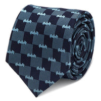 Batman Navy Tie-Tie-Here Comes The Bling™