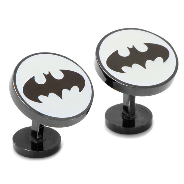Batman Signal Glow Cufflinks-Cufflinks-Here Comes The Bling™