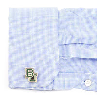 Baylor Bears Cufflinks-Cufflinks-Here Comes The Bling™
