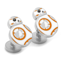 BB-8 Cufflinks-Cufflinks-Here Comes The Bling™
