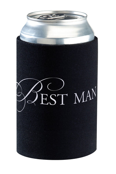 Best Man Cup Cozy-Cup Coozy-Here Comes The Bling™