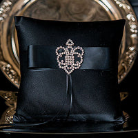 Beverly Clark The Crowned Jewel Collection Ring Pillow-Ring Pillow-Here Comes The Bling™