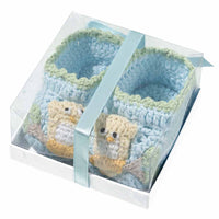 Blue Owl Booties 0-6 Months-Infants-Here Comes The Bling™