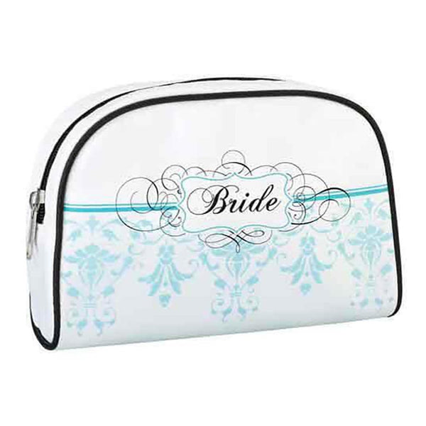 Bride Travel Bag - Aqua-Pouch-Here Comes The Bling™
