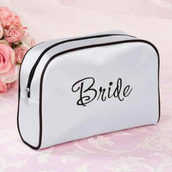 Bride Travel Bag -Medium-Pouch-Here Comes The Bling™