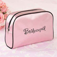 Bridesmaid Med. Travel Bag-Pouch-Here Comes The Bling™