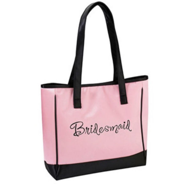 Bridesmaid Tote-Tote Bags-Here Comes The Bling™