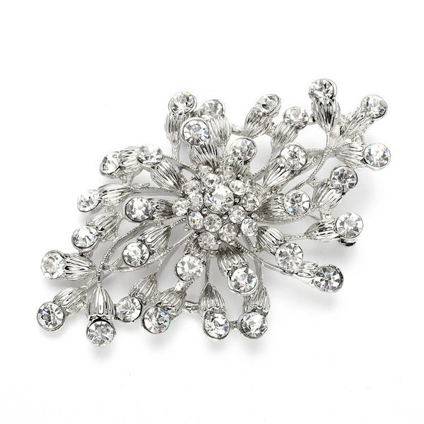 Budding Brooch-Brooches-Here Comes The Bling™