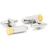 Bullet Cufflinks-Cufflinks-Here Comes The Bling‰̣ۡå¢