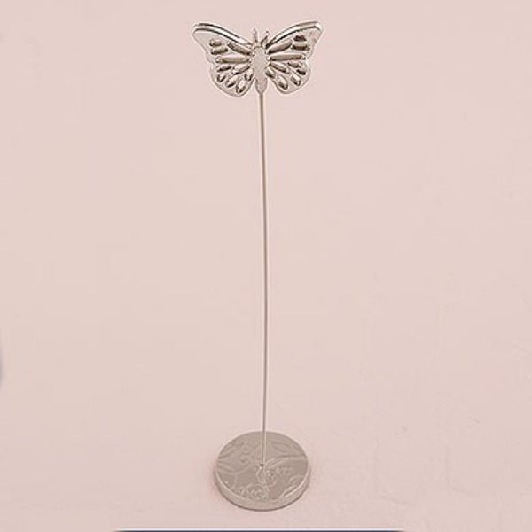 Butterfly Stationery Holder Pack of 6-Place Card Holder-Here Comes The Bling™