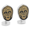 C3PO Typography Cufflinks-Cufflinks-Here Comes The Bling™