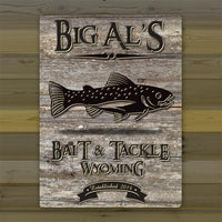 Canvas Sign - Welcome to the Lake-Sign-Here Comes The Bling™