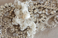 Cecile Sash by MillieIcaro-Sash-Here Comes The Bling™