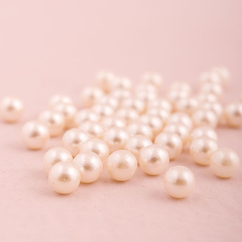 Celebration Table Pearls - Pack of 150 (Available in Ivory or White)-Embellishments-Here Comes The Bling™